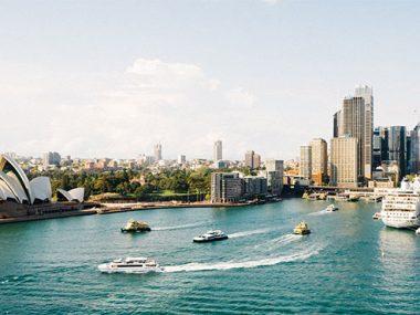 voyage langue à Sydney