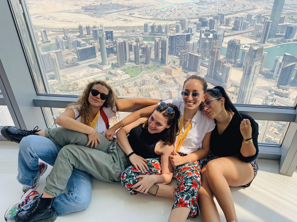 Burj Khalifa sommet visite