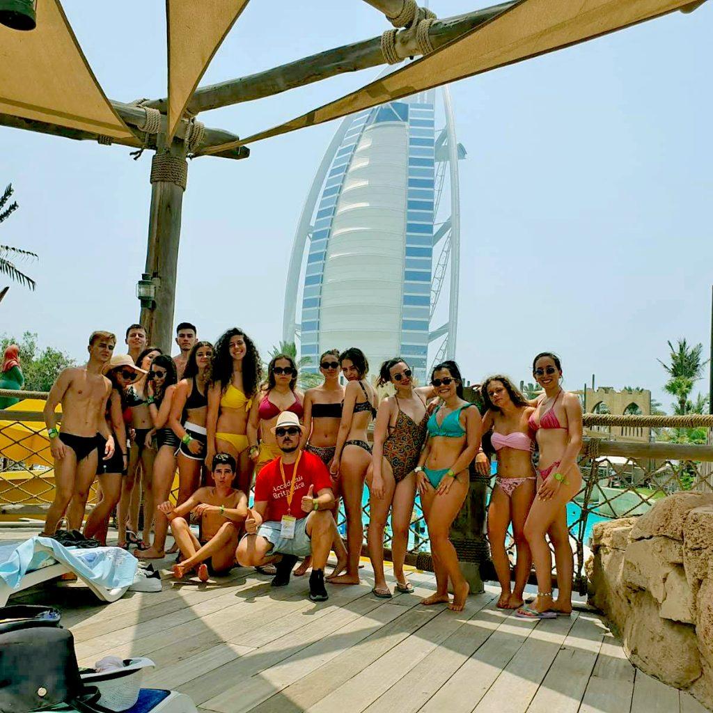 Wild Wadi Waterpark Dubaï