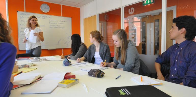 cours anglais voyage langue etudiant