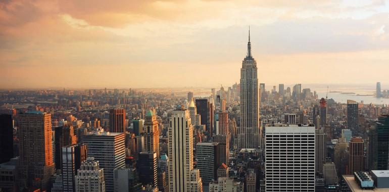 cours anglais voyage langue new york ville
