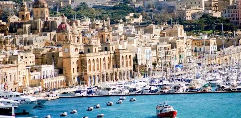 cours anglais voyage langue port malte