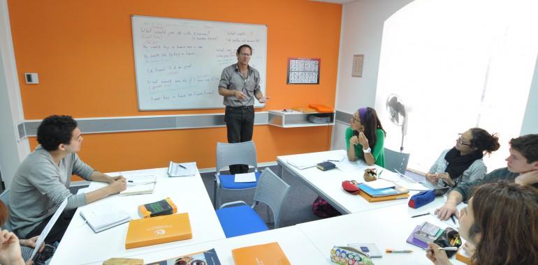 cours anglais voyage langue prof