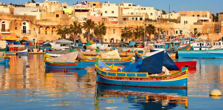 sejour linguistique voyage langue malte bateaux