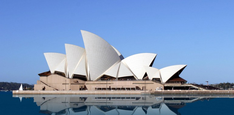 sejour linguistique voyage langue opera australie