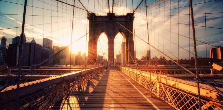 sejour linguistique voyage langue pont brooklyn new york
