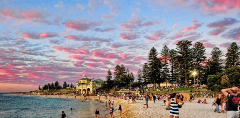 voyage langue Navitas english Perth Australie4