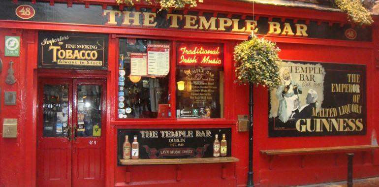 sejour linguistique Temple Bar