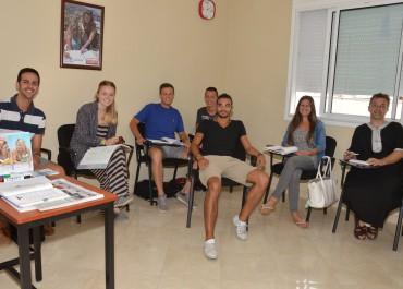2 semaines de cours d'arabe standard