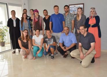 2 mois de cours d'arabe standard