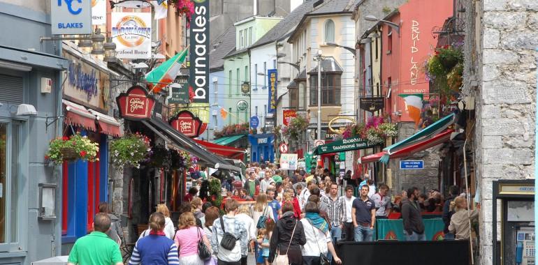 Voyage Langue GCI Irlande galway13