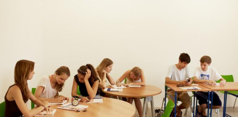 Cour anglais junior malte classe