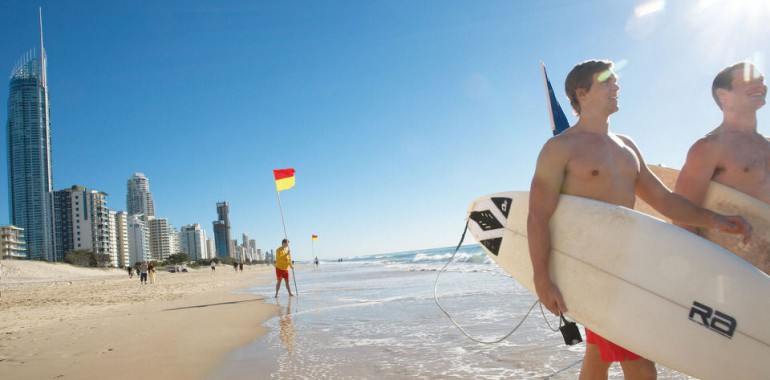 sejour linguistique voyage langue australie surf