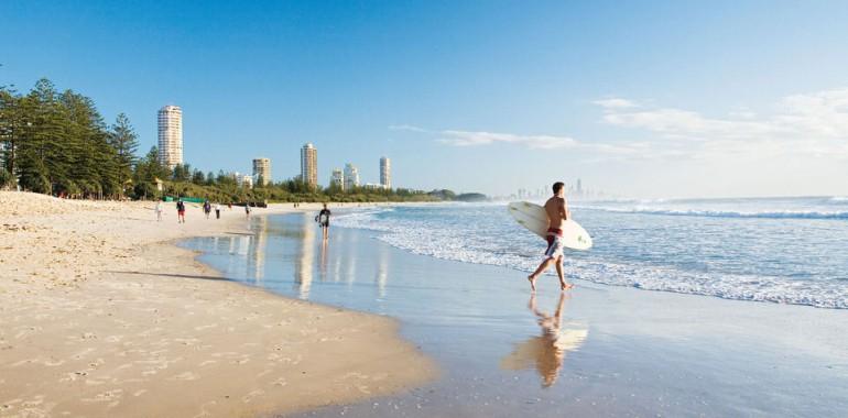 sejour linguistique voyage langue gold coast australie