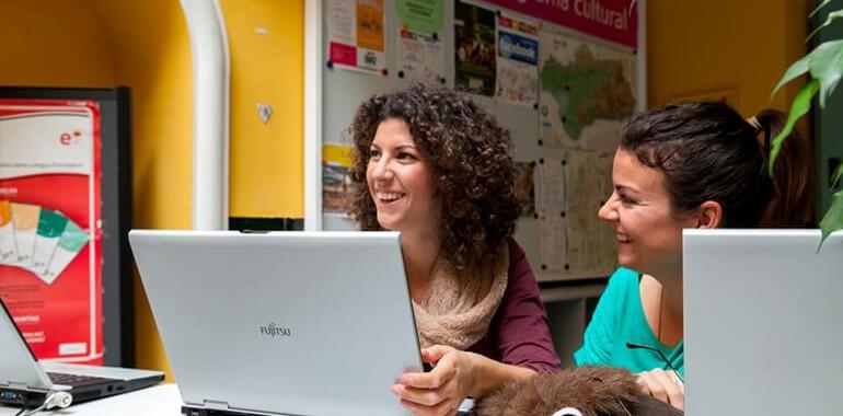 ecole clic voyage langue clic sevilla alumnos