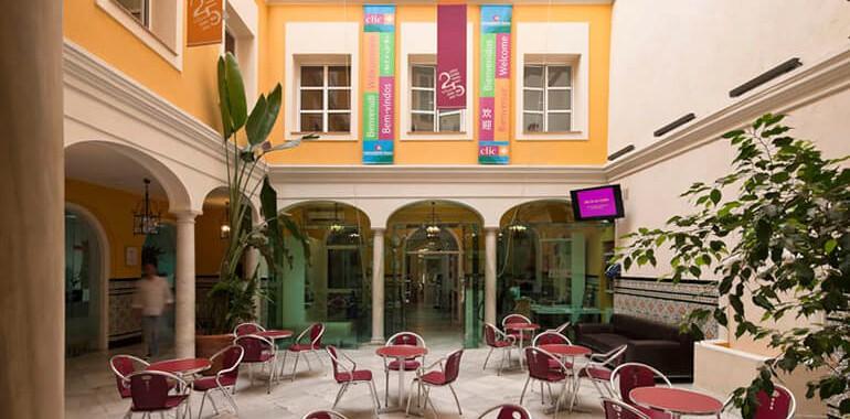 patio ecole clic voyage langue