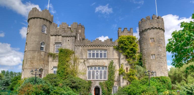 malahide castle dublin voyage langue sejour linguistique