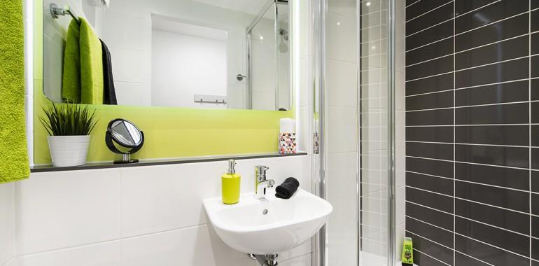 salle bains privee residence dublin sejour linguistique apollo voyage langue
