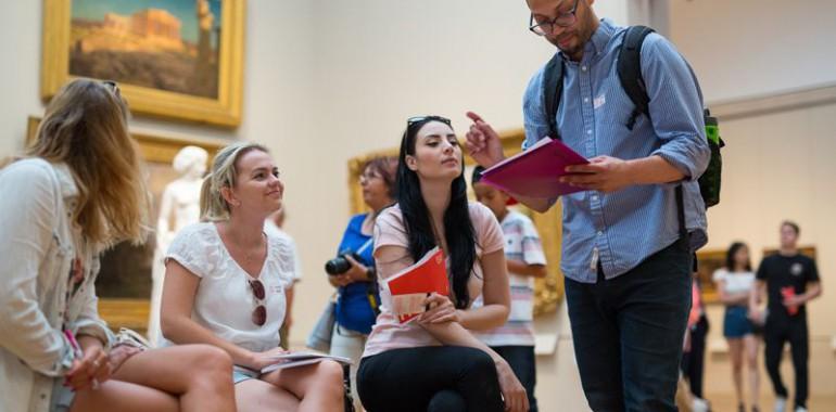 musee new york activite sejour linguistique