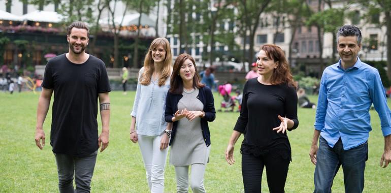 apprendre l anglais a new york voyage langue