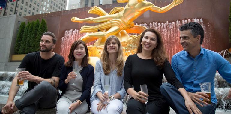 sejour linguistique adulte a new york voyage langue