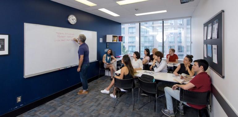 cours d anglais a toronto ilac voyage langue
