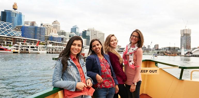 voyage linguistique a sydney australie activite