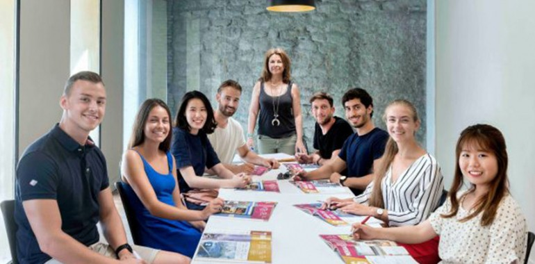 cours espagnol ih valence voyage linguistique etudiant