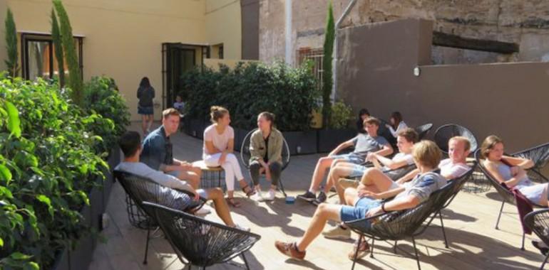 valence apprendre espagnol etudiant international house voyage