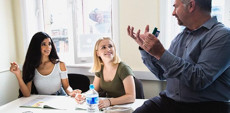 cours d anglais a manchester british study centres