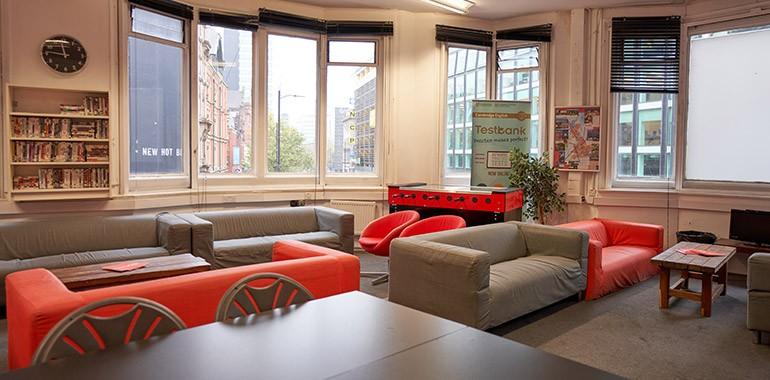 salon de l ecole british study centres manchester