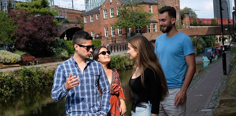 visite manchester sejour linguistique voyage langue