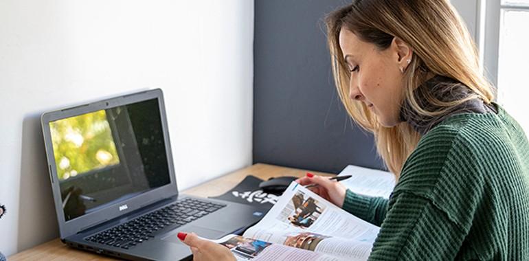 cours d anglais en ligne ec online