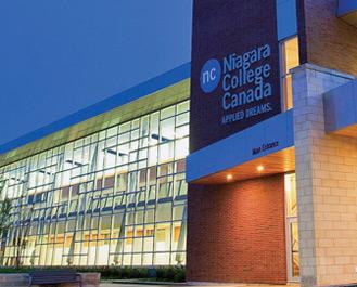 Anglais + Université   Niagara College