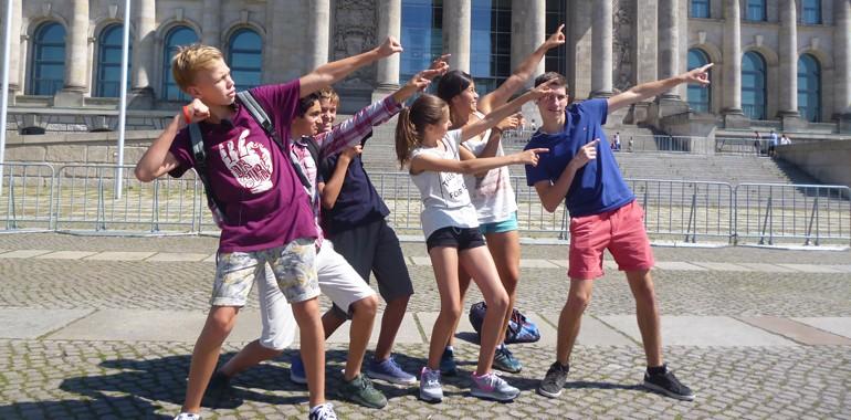 centre de vacances jeunes allemand berlin