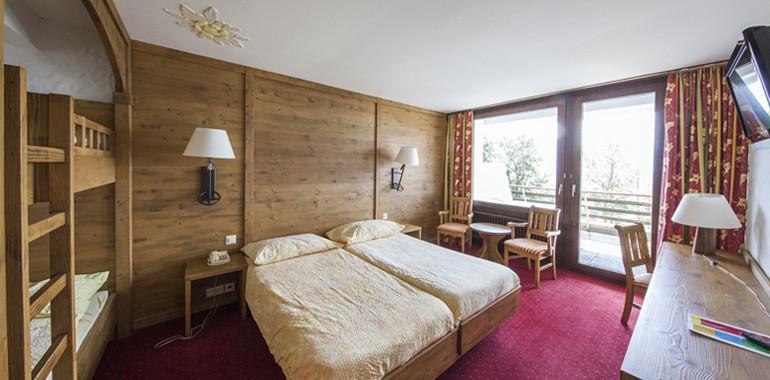 chambre residence voyage linguistique suisse junior