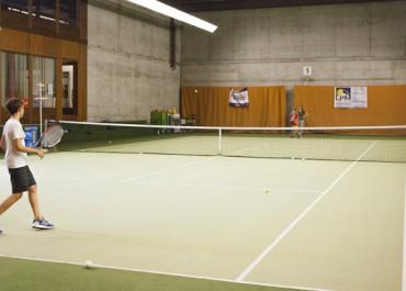 1 semaine d'anglais Junior 8 17 ans + Tennis