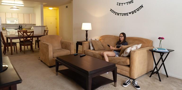residence appartement partage san diego