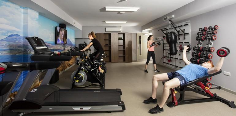 salle de sport residence liv student dublin