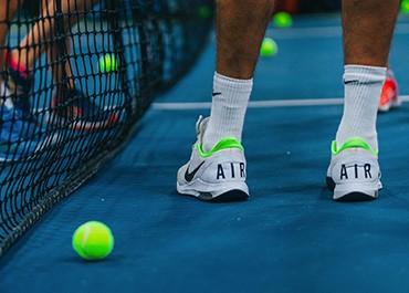 4 semaines d'anglais Junior 8 17 ans + Tennis