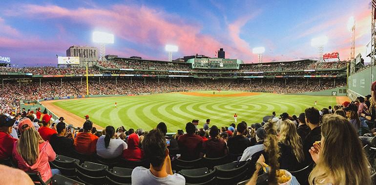 boston baseball actvite sejour linguistique