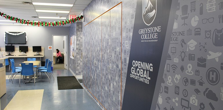 greystone college canada diplome job