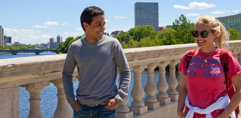 voyage linguistique et decouverte de boston