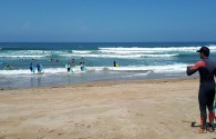 1 semaine de séjour d'anglais 13 17 ans + Surf