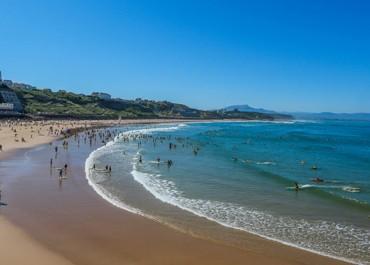 4 semaines de séjour d'anglais 13 17 ans + Surf