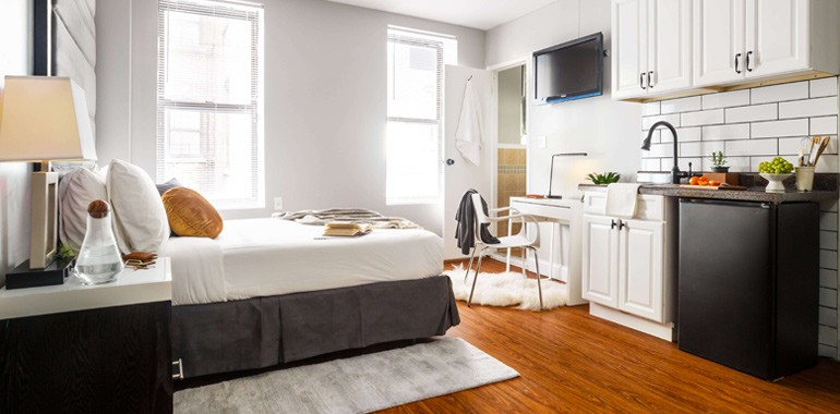 residence ec english new york