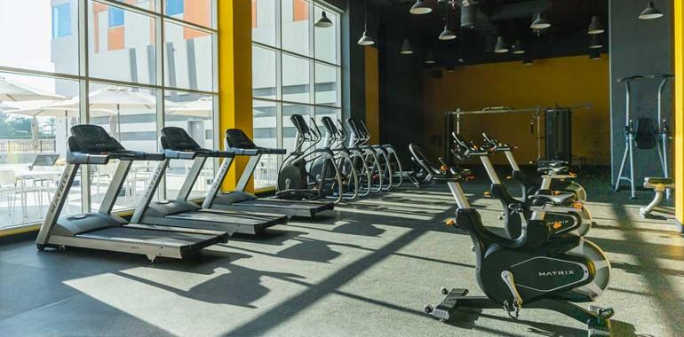 residence ksk dubai salle de sport