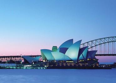 S jours linguistiques d 39 anglais pas cher en australie en - Appartement circulaire sydney en australie ...