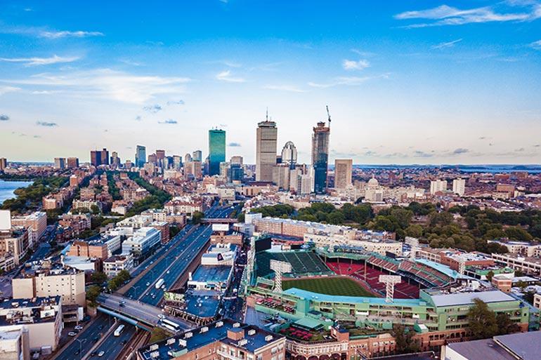 Séjour linguistique junior à Boston